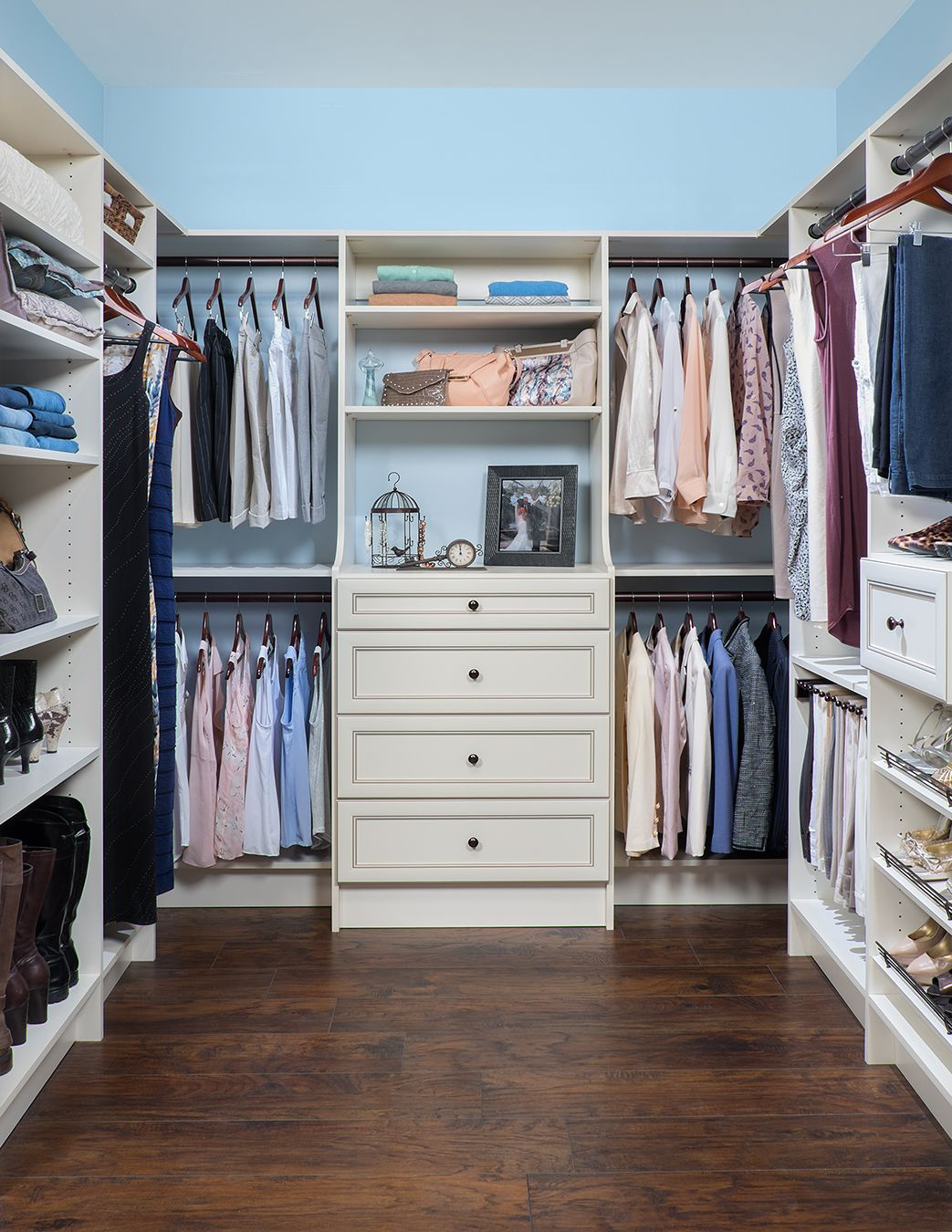 Bon ... MAKEOVERS | Closet Ideas Walk In | Closet Ideas For Clothes | Closet  Ideas For Small Bedrooms | Closet Ideas Home Depot | Closet Arrangement  Ideas