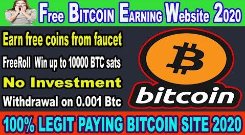How to earn money from bitcoin without investment