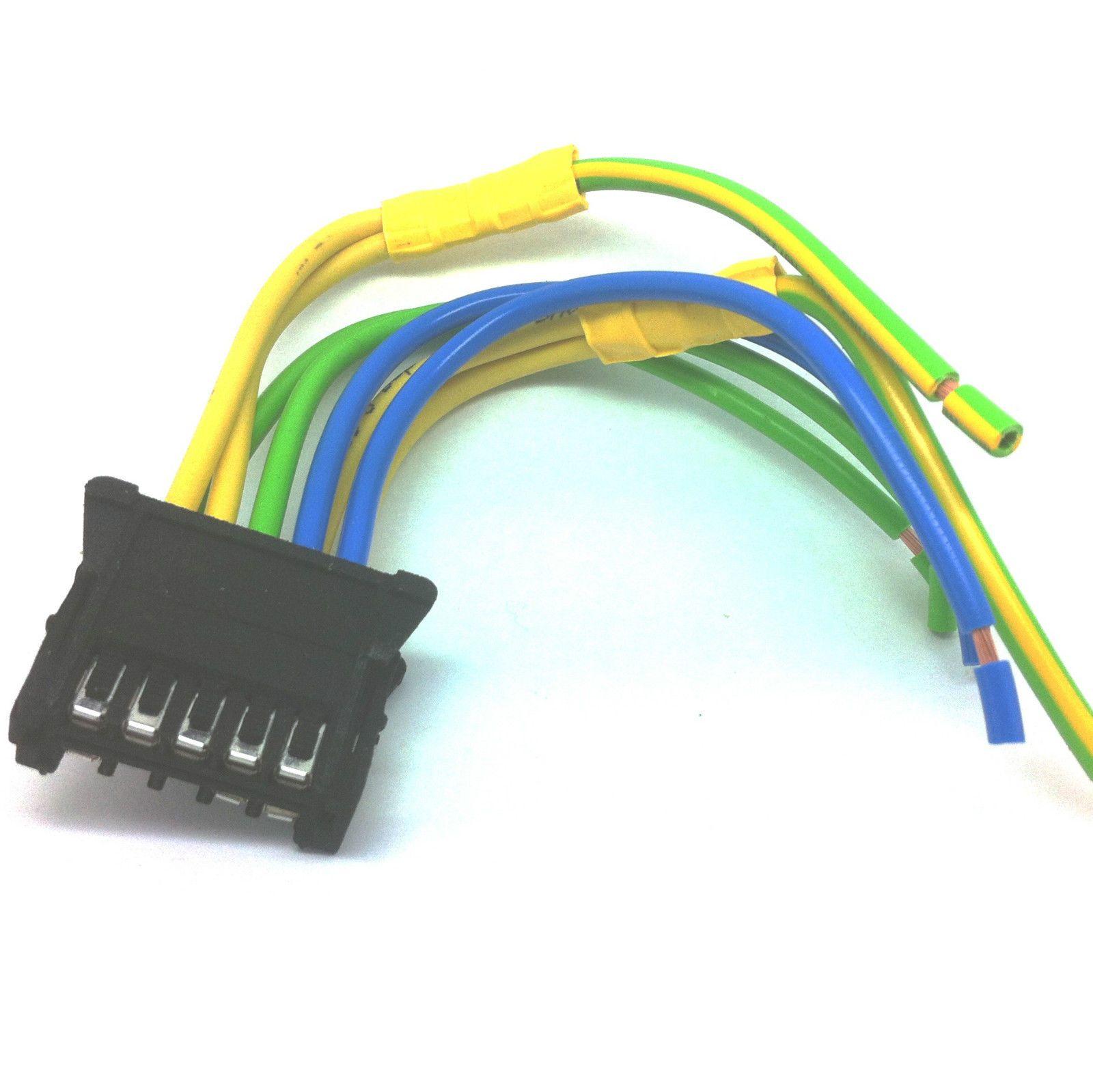 Repair Kit Renault Scenic Ii Megane 2 Heater Blower Resistor Wiring Harness Loom