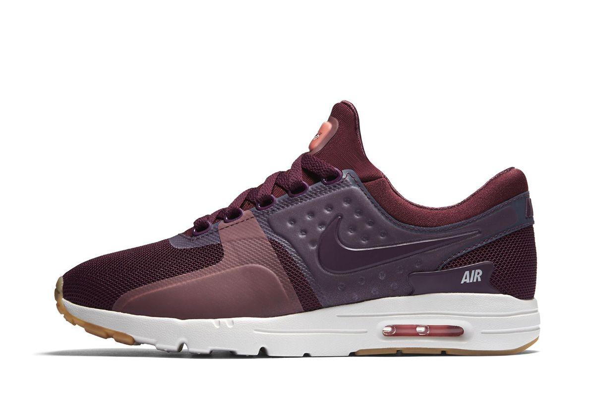 Three Upcoming Nike Air Max Zero Colorways in Women's Sizes