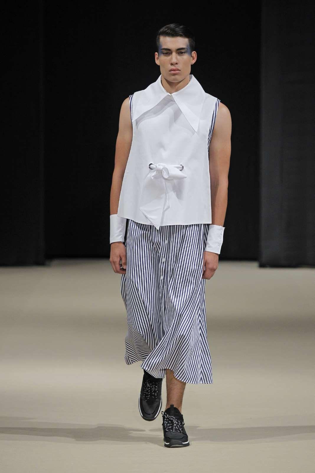 Pat Sedano SpringSummer   Lima Fashion Week  Lima and Male