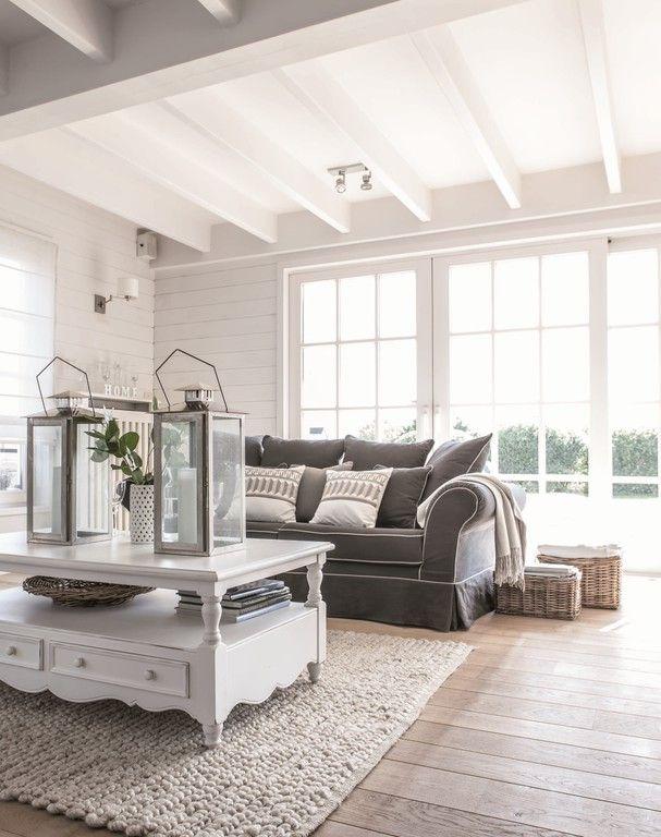 Sit-Möbel, Couch-Tisch, Pinie weiß, Country Corner, 07015-10 | Möbel ...