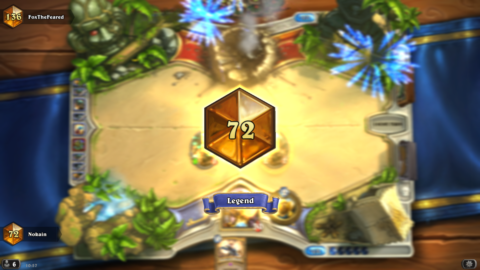 Paladin Top 20 Put Your Faith In The Shock S11 Hearthstone Decks Hearthstone Deck
