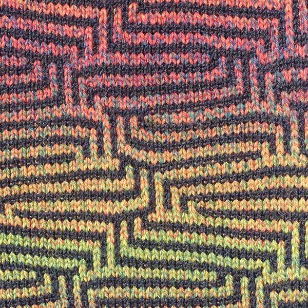 Stitch Pattern KIN 806 Multi Slip | Multi Color Slip ...