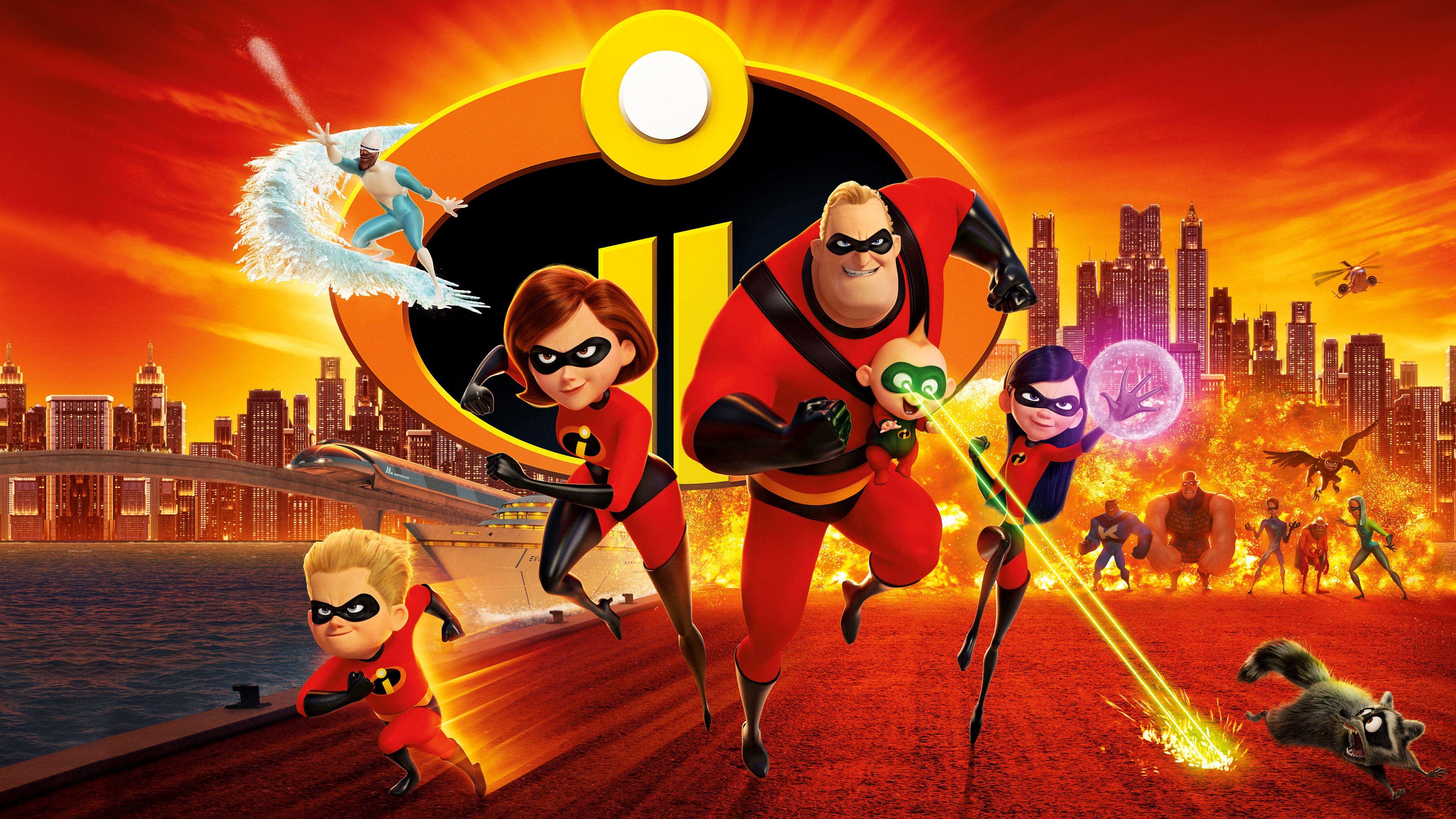 Watch Incredibles 2 2018 Full Movie Online Free Elastigirl Springs Into Action To Save The Day While Mr Inc Ganze Filme Ganzer Film Deutsch Filme Deutsch