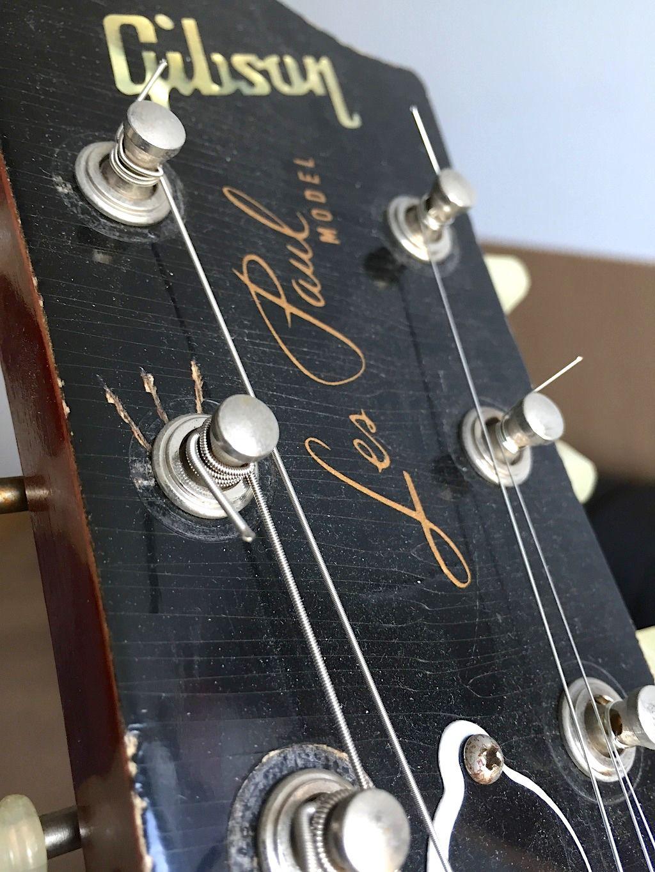 Gibson Custom Joe Perry 1959 Les Paul Standard Reissue - Murphy Aged ...