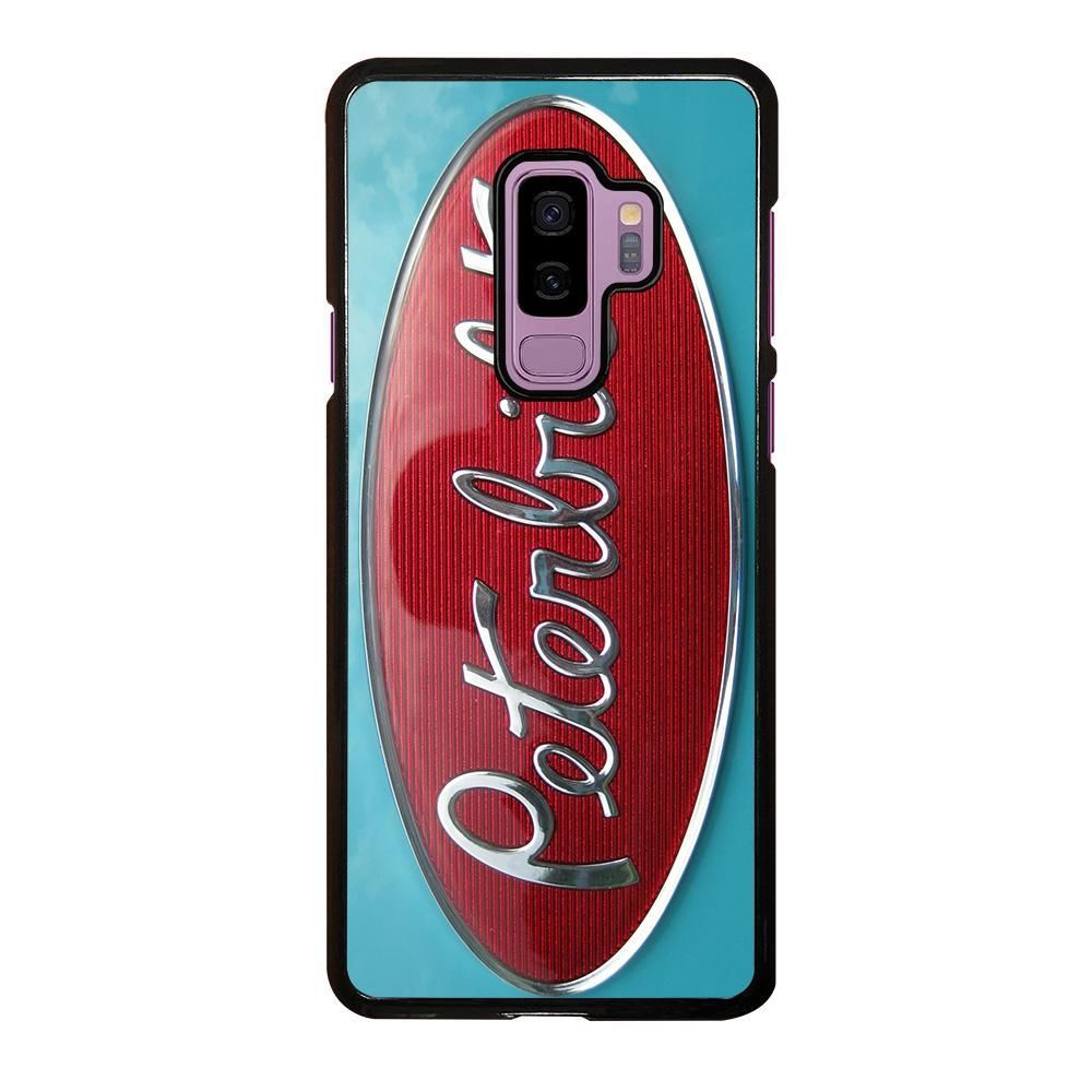 online retailer d0e64 7518f PETERBILT Samsung Galaxy S9 Plus Case - Best Custom Phone Cover Cool ...