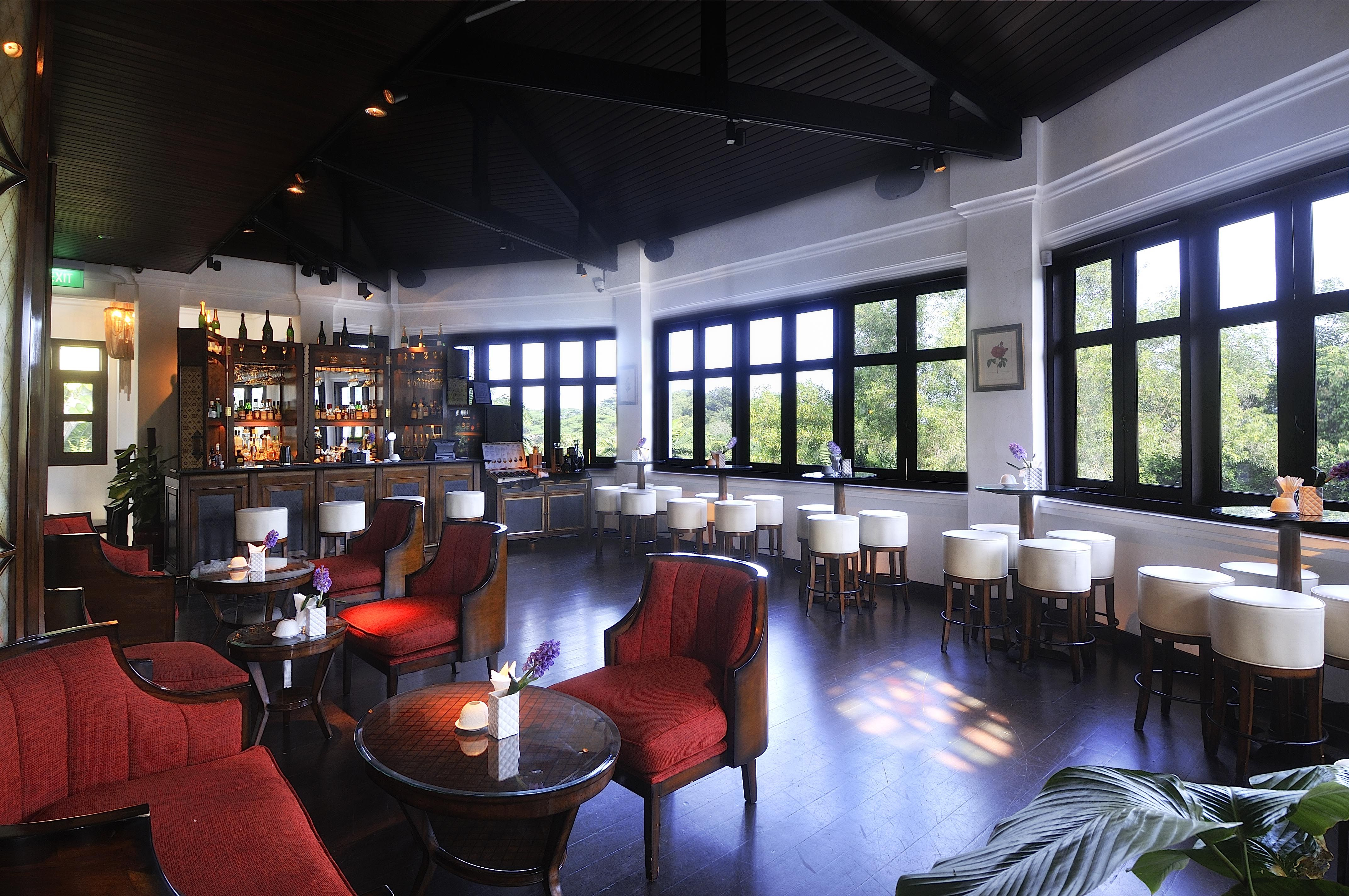 Italian restaurant exterior - Alkaff Mansion Best Italian Restaurants Singapore