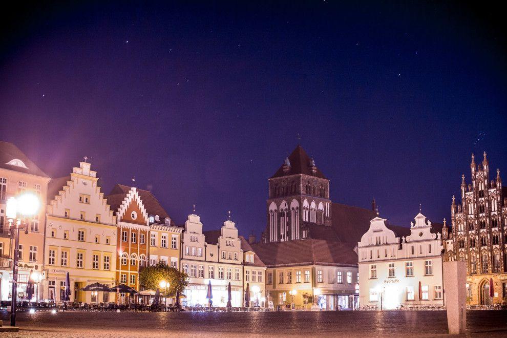 Stralsund Nach Greifswald