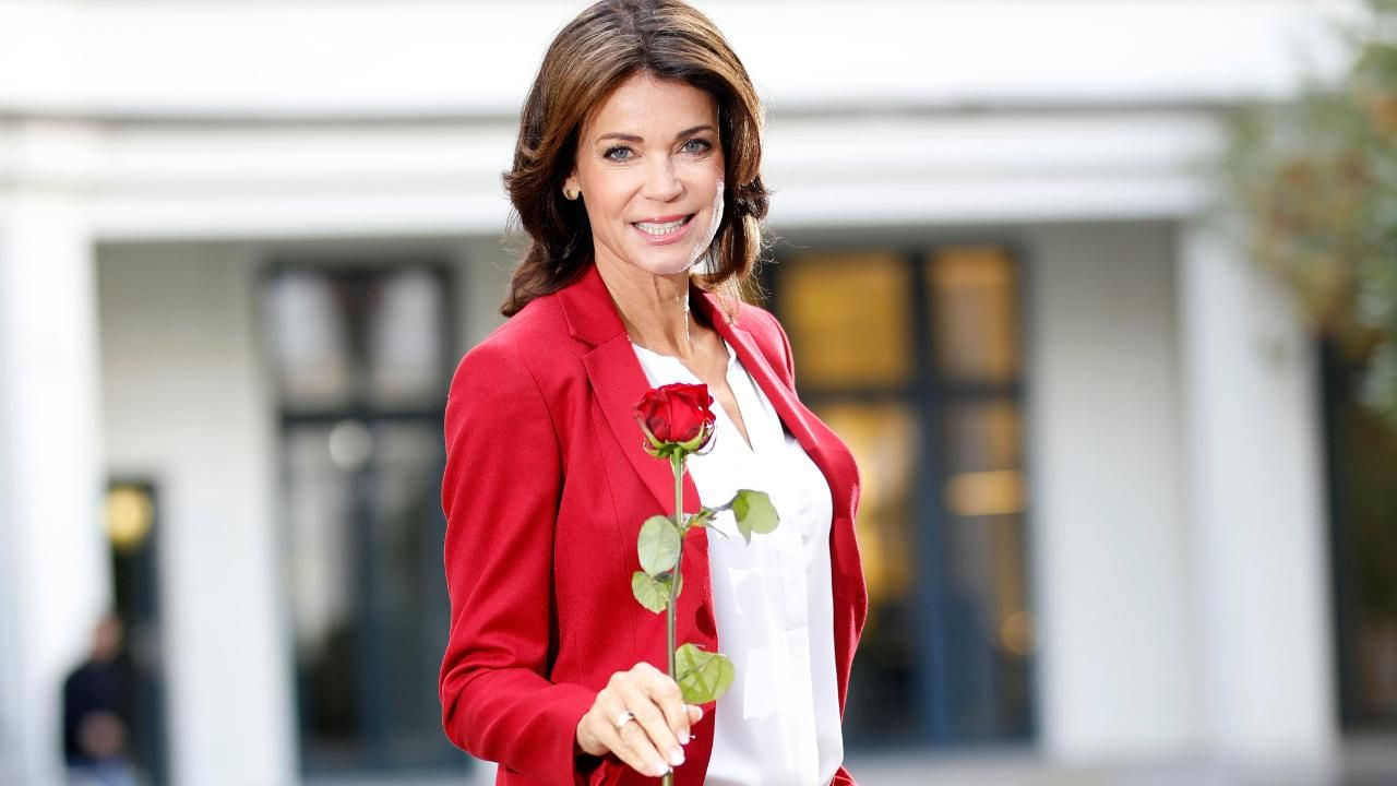 Gerit Kling Abstecher Zu Rote Rosen Style Leather Jacket Model Hair