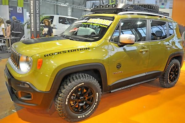 Jeep Renegade Offrad Tuning Jeep Renegade Jeep Renegade