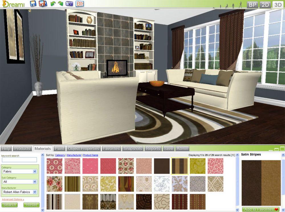 Living Room Designer Tool Delectable Melhores Programas Grátis Para Desenhar E Projetar Seu Imóvel Decorating Design