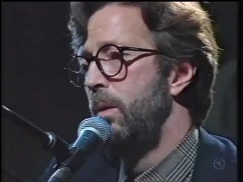 Eric Clapton - MTV Unplugged - Tears in heaven (1# take