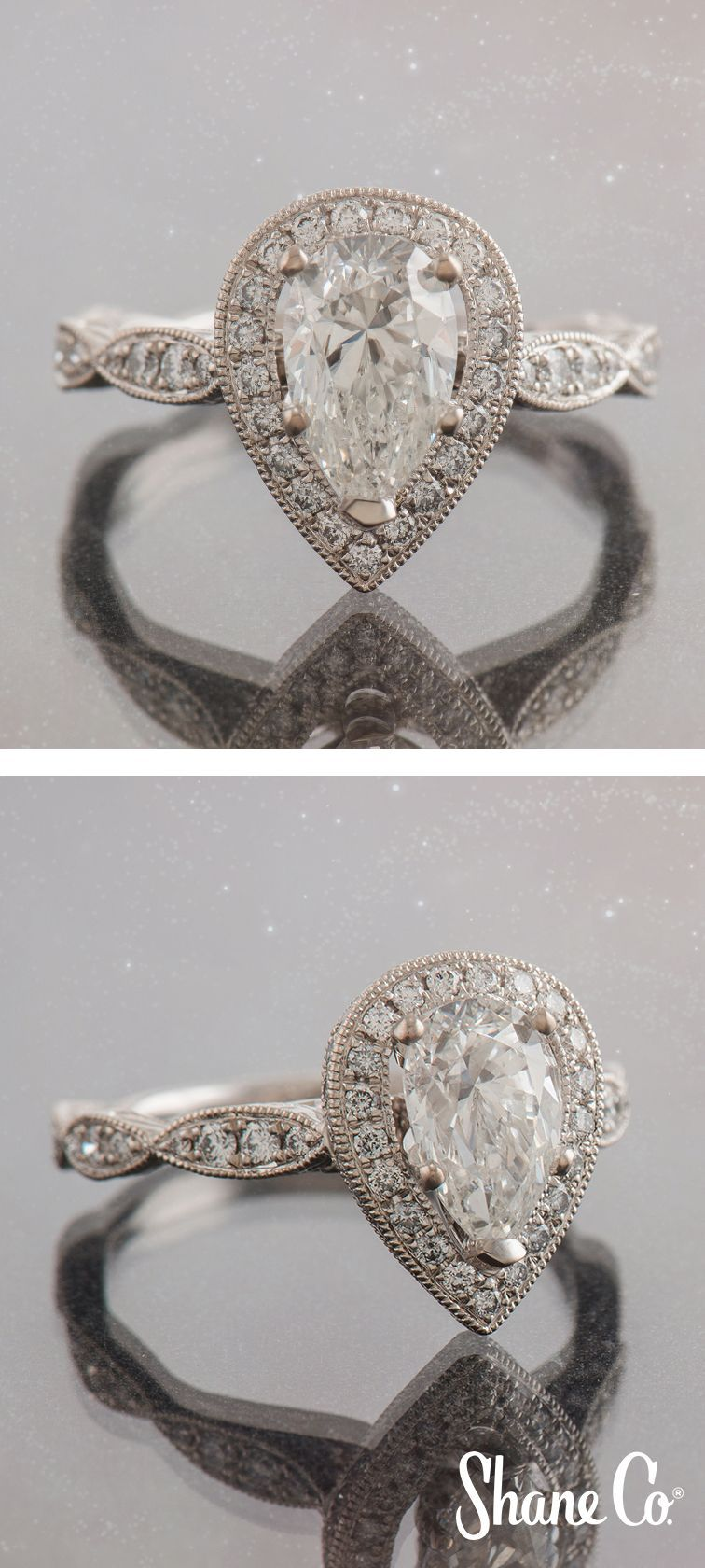 If You Love Vintage Inspired Engagement Rings Then Will Go Crazy Over This Shaneco