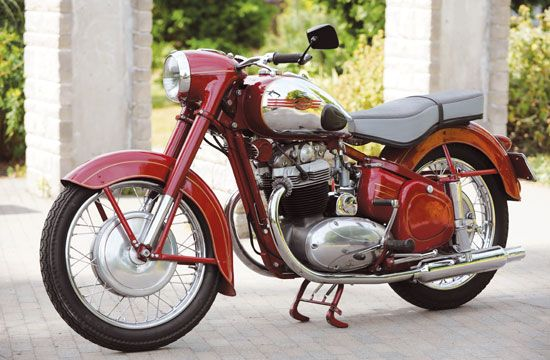 Behind The Iron Curtain 1958 Jawa 500 Overhead Cam Twin Classic Motorcycles Motorcycle Classic Bikes