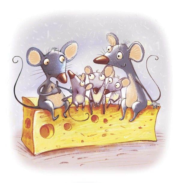 Поздравлениями ребенка, картинка с мышками на уроке