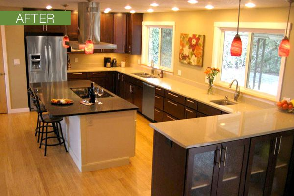 Kitchen Cabinets Review | Rockford Cherry Russet | 0265 ...