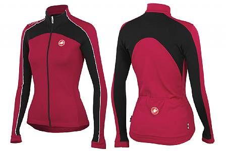 Castelli Womens Viziata Long Sleeve Jersey at WesternBikeworks ... a7dcb49d7