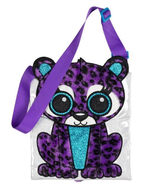 Cartoon Cheetah Crossbody Bag | Girls Pop Riot New Arrivals | Shop Justice