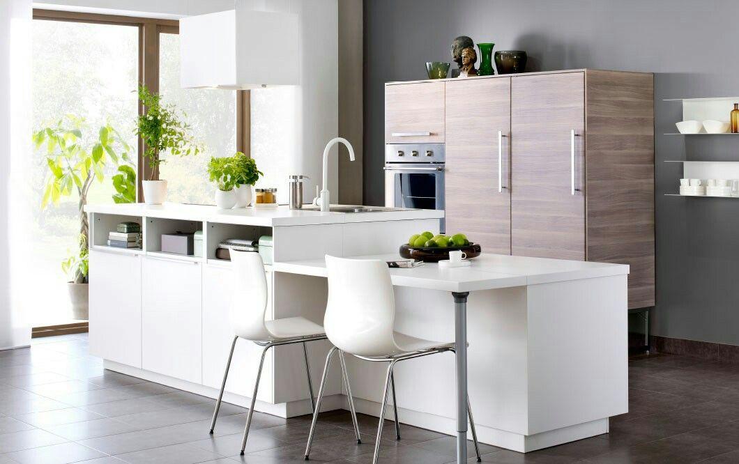cozinha ikea | plantas t3 | pinterest, Wohnzimmer design
