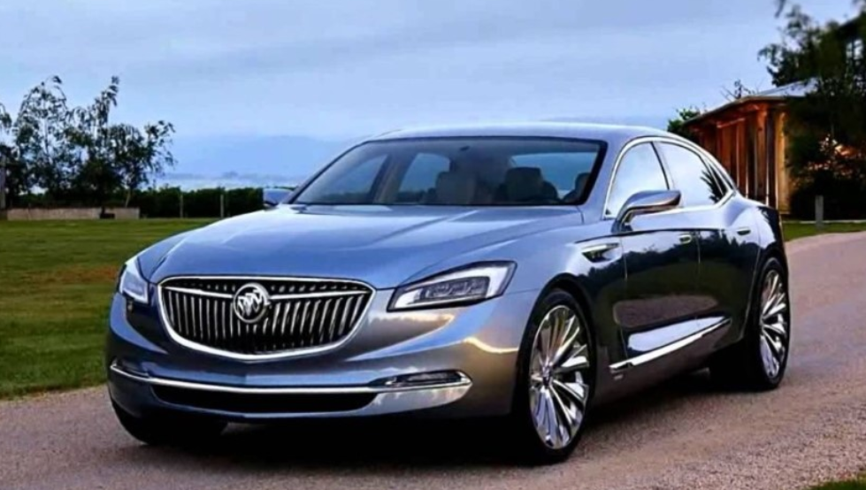 New Buick 2020 2020 Buick Park Avenue Release Date, Redesign, Price – The certain