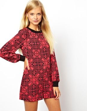 Just bought this lush playsuit#style #fashion #aw13