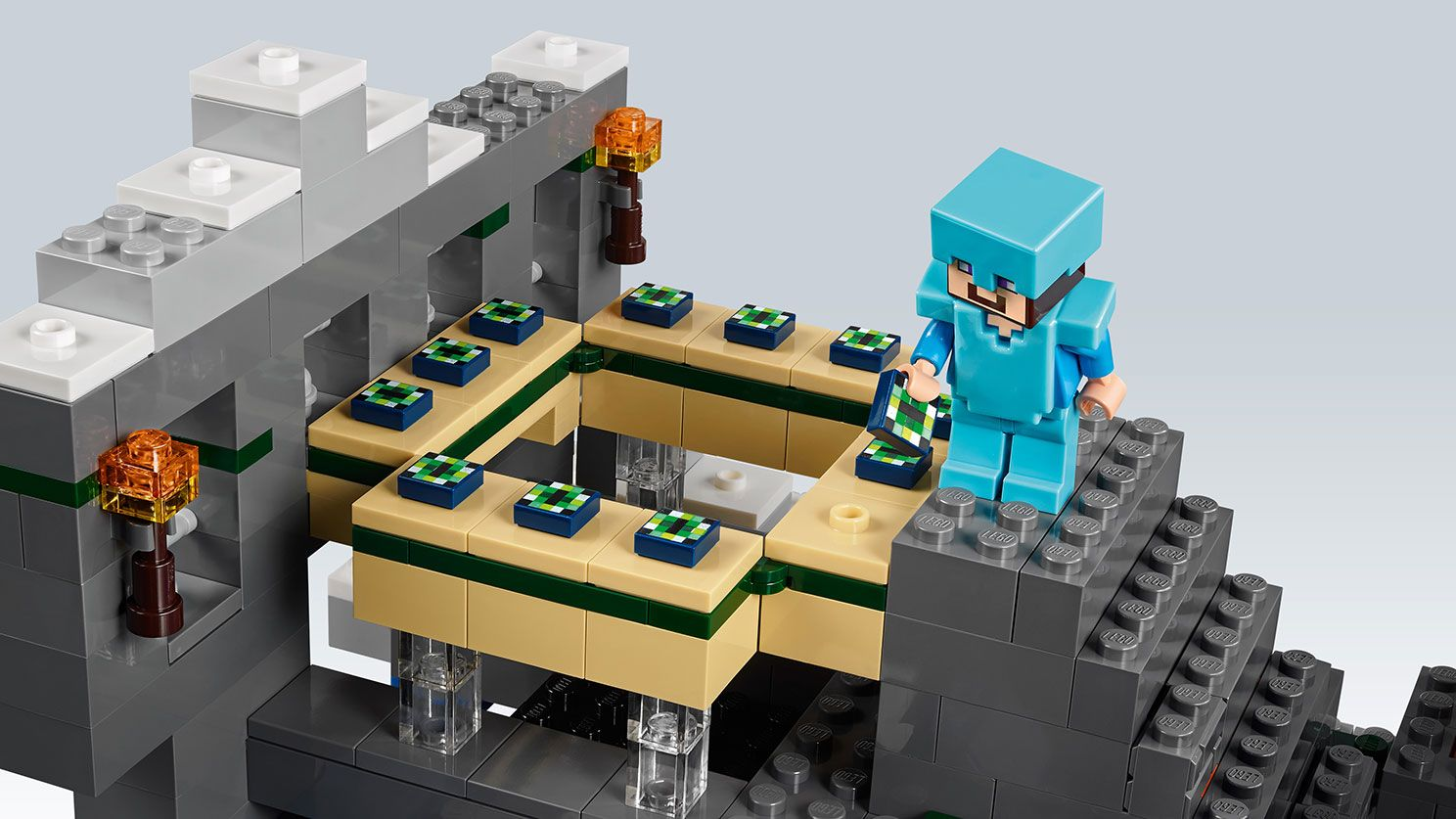 21124 the end portal spiderman pinterest portal lego 21124 the end portal sciox Image collections