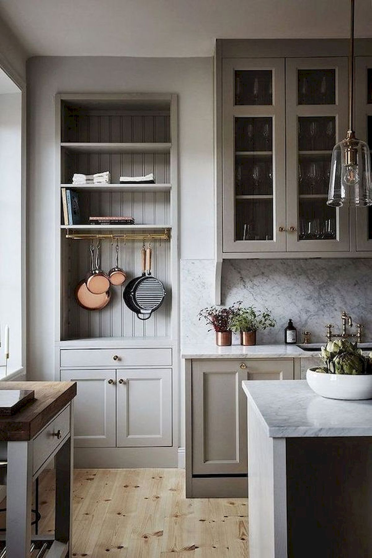Kitchen Cabinet Ideas   Take your cooking area closets far past ...