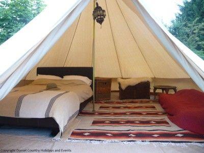 Dorset Gl&ing Yurt Tipi Pods Bell TentAirstream & Dorset Glamping: Yurt Tipi Pods Bell TentAirstream   Glamour+ ...