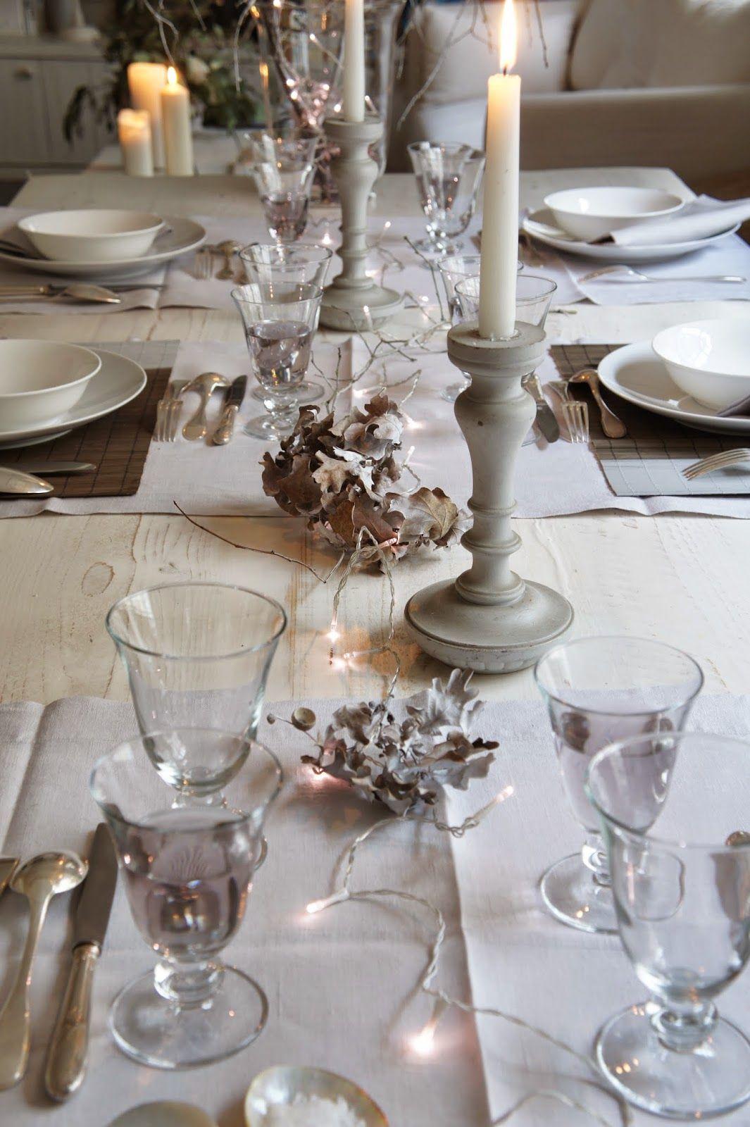 A Casa Di Babette recevoir : un avant/après | set de table, dressage de table