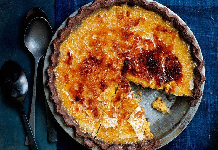 Bruleed Bourbon Maple Pumpkin Pie Recipe Recipe Maple Pumpkin Pie Pumpkin Pie Recipes Maple Pumpkin Pie Recipe