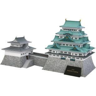 japan schloss nagoya architektur papiermodelle asien ozeanien