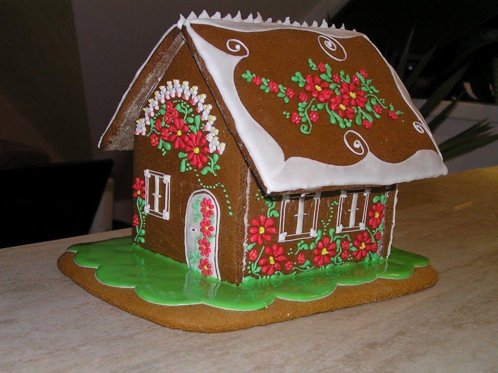 Casa navide a navidad pinterest casitas casitas de - Casitas de navidad ...