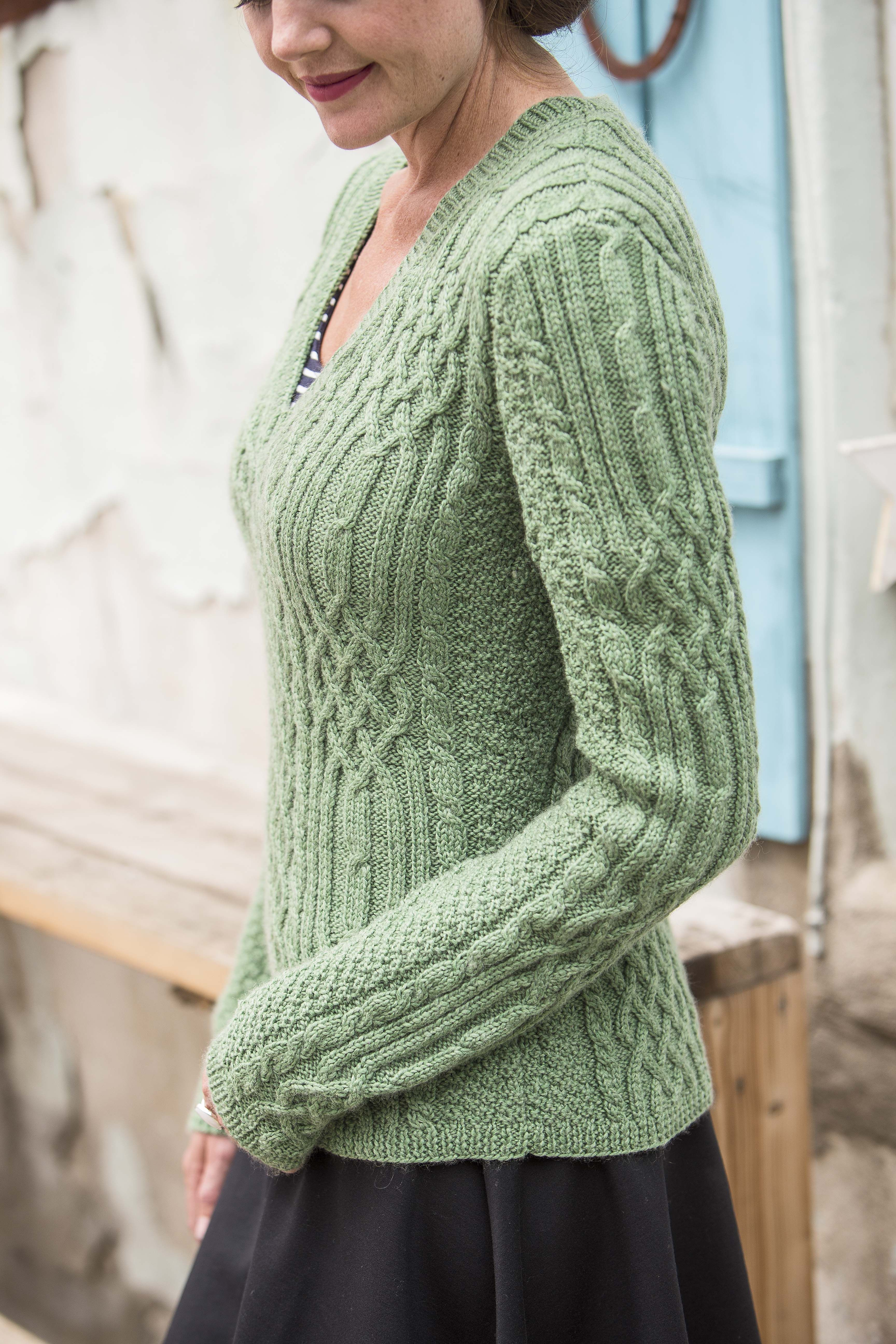 Matalina Pullover | tricot | Pinterest | Tejido