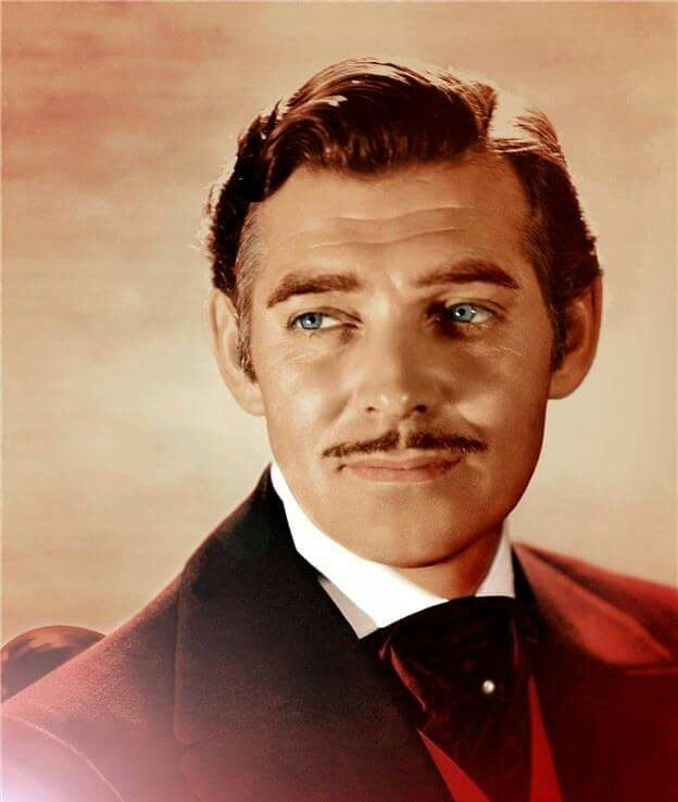 15 Best Iconic Mustaches Famous Mustaches Gone With The Wind