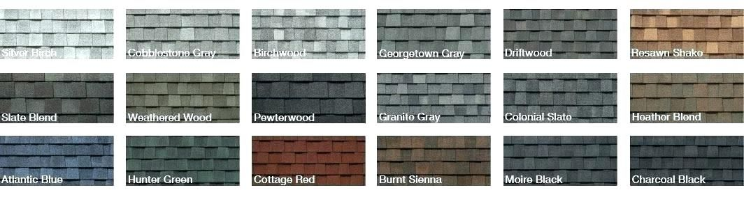 Best Architectural Shingles Colors Malarkey Ion1Co Certainteed 640 x 480