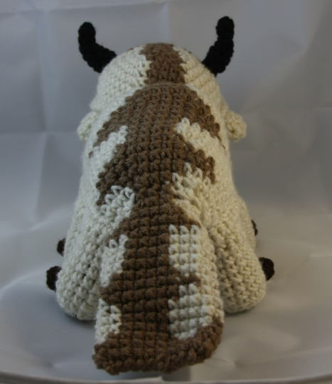 Last Day Of My Seven Days Of Patterns Is Appa He Was Really A Tough