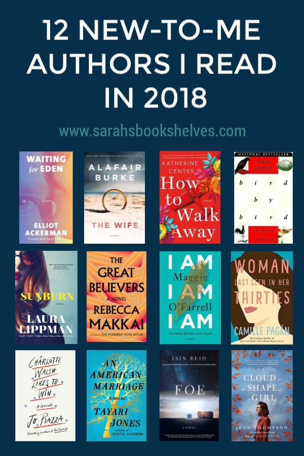 12 NewToMe Authors I Read in 2018 is part of Thriller books - I'm thrilled to give a little more attention to these underrated gems of 2018   books that didn't get as much love as I thought they deserved!