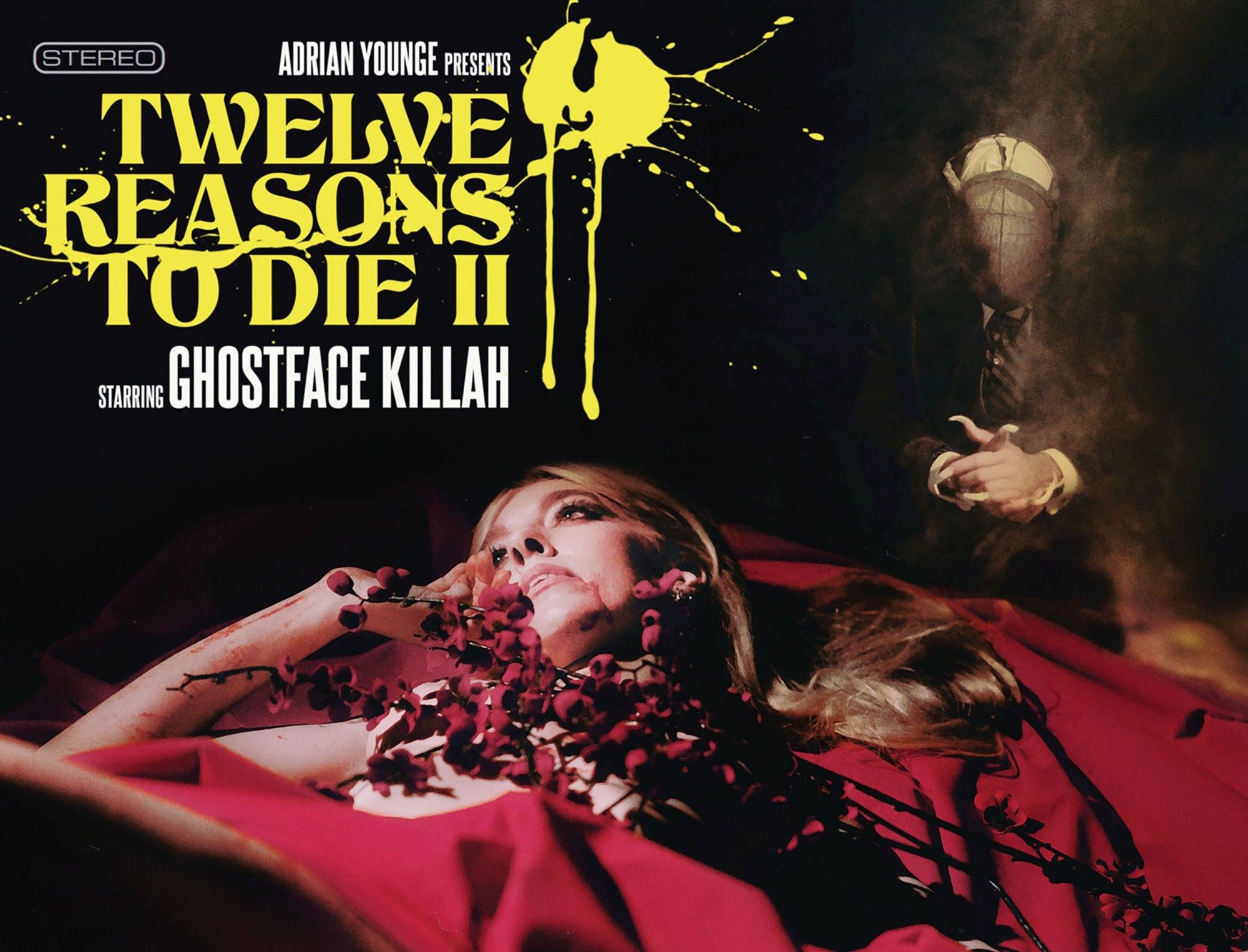 Deconstructing Ghostface Killah S 12 Reasons To Die Ii Ghostface Killah Adrian Younge Ghostface