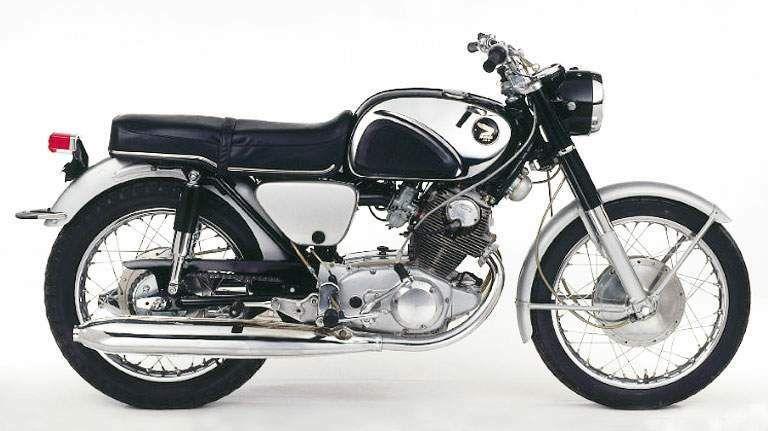 Honda Cb77 Superhawk Vintage Honda Motorcycles Honda Honda Bikes
