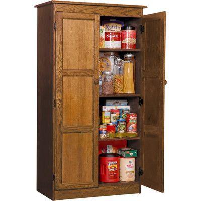 Darby Home Co Fellers 2 Door Storage Cabinet Finish Dry Oak Wooden Storage Cabinet Wood Storage Cabinets Kitchen Cabinet Storage