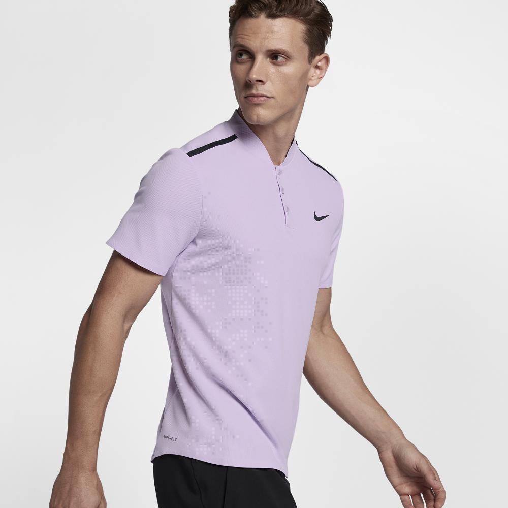 Nike NikeCourt Roger Federer Advantage Men's Tennis Polo