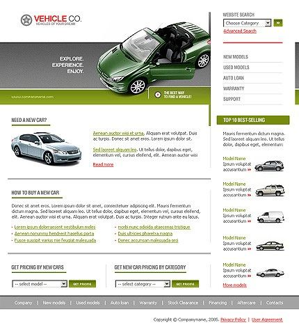 20 Car Insurance Website Templates Insurance Website Website