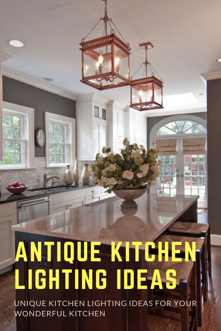 20 unique kitchen lighting ideas for