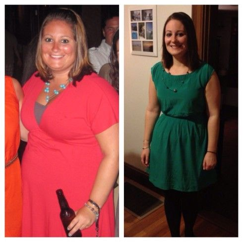 Kathleen lost almost 60 pounds - Amazing Story!