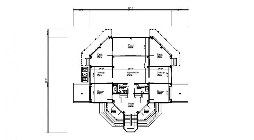 Commercial Building Detailing Drawing In Autocad Format Building Drawing Architecture Drawing Architecture Building