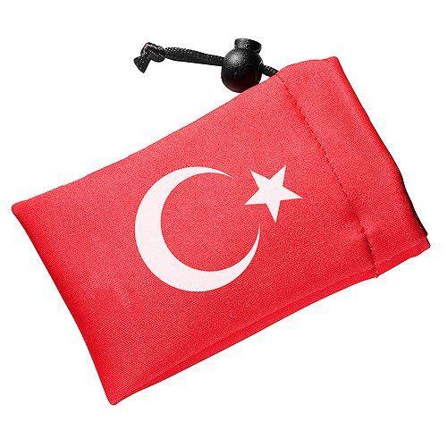Handytasche-Mikrofaser Türkei...  Promotional items - Cell Phone Socks Turkey
