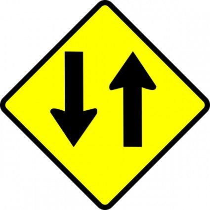 caution two way street clip art save pinterest clip art and rh pinterest com street clipart free clipart street art