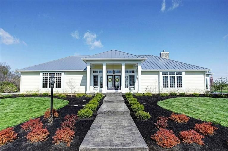 Gorgeous Horse Farm for sale: Coldwell Banker Heritage Realtors - 5467 E STATE ROUTE 41, TROY, OH, 45373 Property Profile