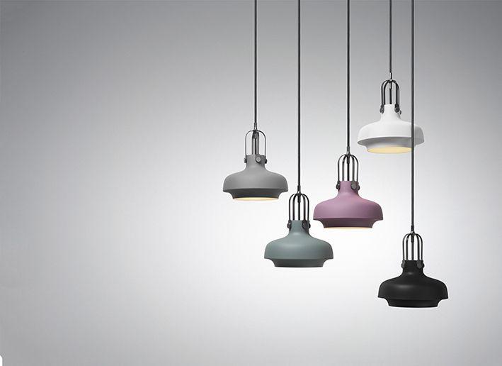 Tradition copenhagen pendant hanglamp diverse kleuren kleine